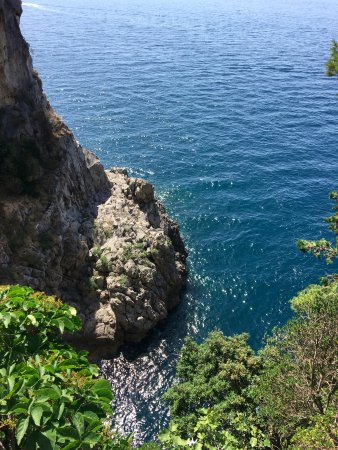 Sorrento Silver Star Tours : Views from Amalfi Coast