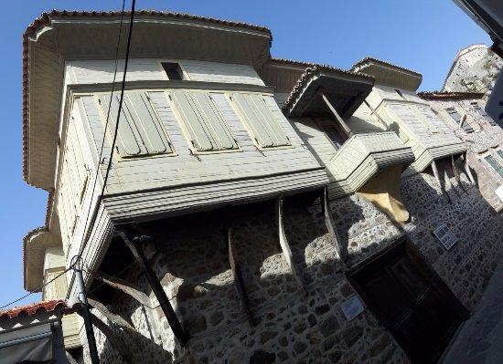 Vareltzidaina's House