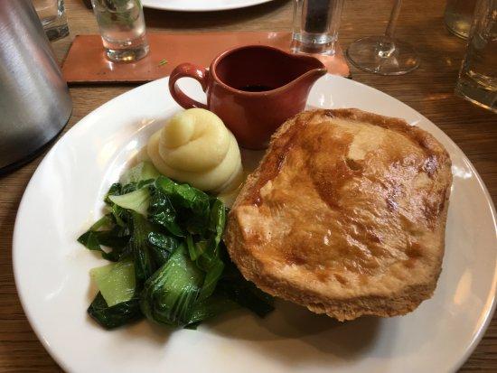 The Pheasant Inn: A proper pie!