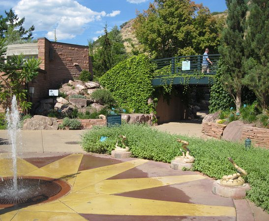 Red Butte Gardens The Children 39 S Garden Picture Of Red Butte Garden Salt Lake City Tripadvisor