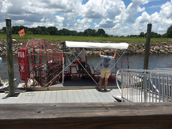 Kissimmee, FL: Spirit of the Swamp Airboat Rides