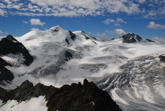Pitztaler Gletscher Ski Resort
