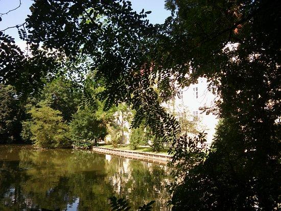 Wasserschloss Sandizell
