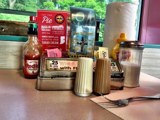 Rock-Cola 50's Cafe: Real Diner