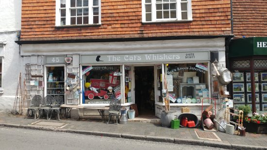 Marlborough, UK: The Cat's Whiskers