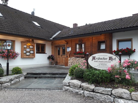 Wackersberg, ألمانيا: Arzbacher Hof