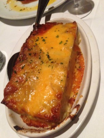 Fleming's Prime Steakhouse & Wine Bar: Fleming's Potatoes