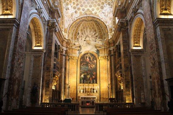 Iglesia de San Luis de los Franceses: Choeur