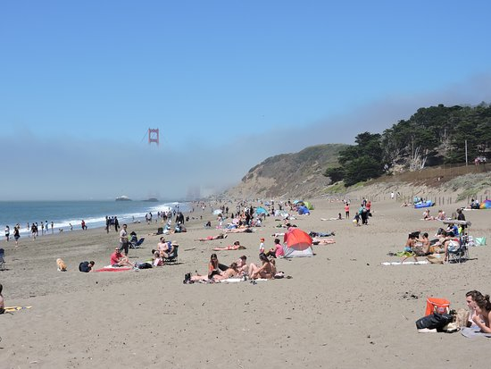 Baker Beach Photos - GayCities San Francisco