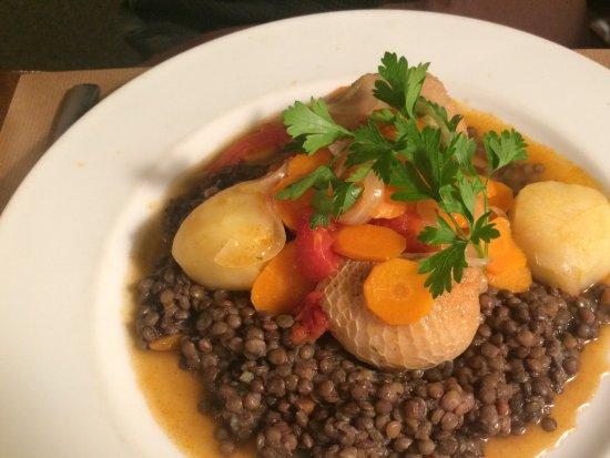Tripes lentilles et légumes - Photo de Le Kitchen et compagnie ...