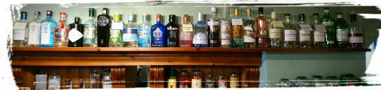 George & Dragon Hotel: A diverse and interesting bar offering