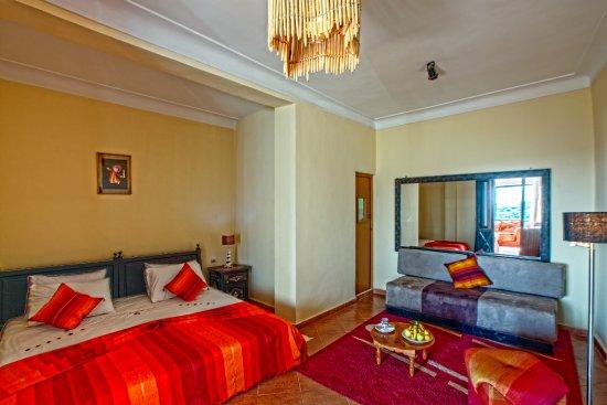 Kasbah Jad Auberge : suite royale