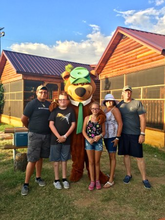 Yogi Bear's Jellystone Park North Texas $75 ($̶8̶7̶ ...
