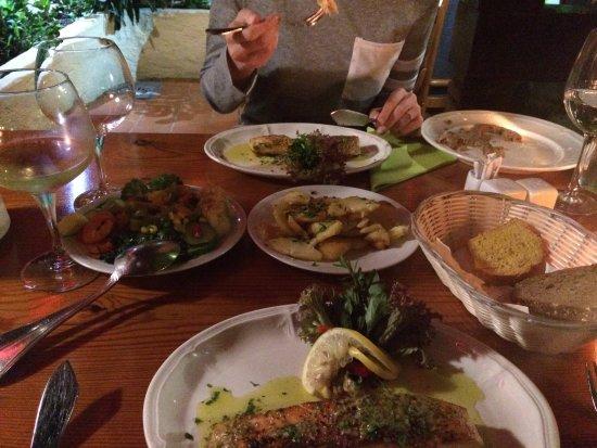 La Matanza de Acentejo, Spanje: Salmon