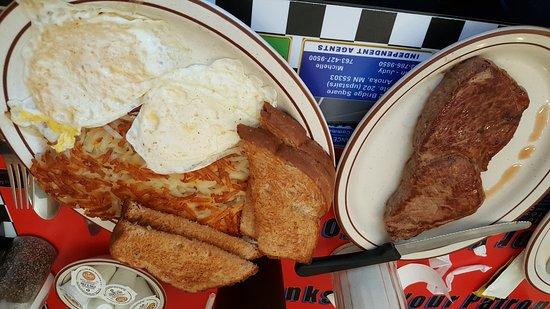 Sparky S Cafe Anoka Menu