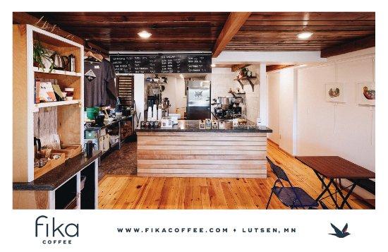 Lutsen, MN: The Shop @ Fika Coffee