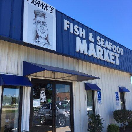Nomnomnom yumyumyum frank 39 s fish and seafood for Fish store columbus ohio