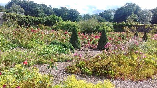 Antrim, UK: The Walled Garden