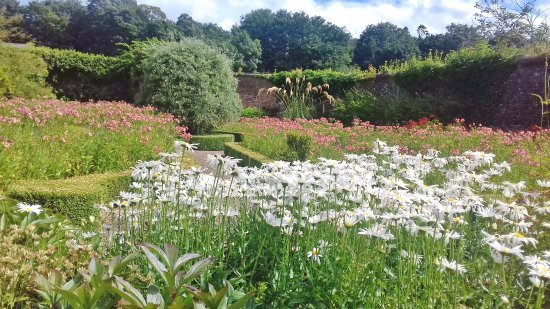 Antrim, UK: The Walled Garden