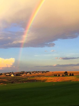 Windsor, CO: Always great views