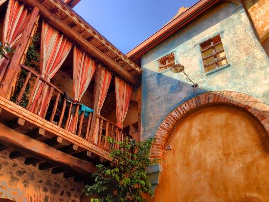 Anticos Palathos Hotel: verwinkelt schön
