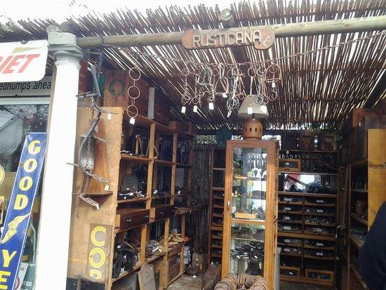 เฮอร์มานัส, แอฟริกาใต้: Any old iron?
