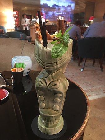 Le Bar du Bristol : Une merveille de cocktail