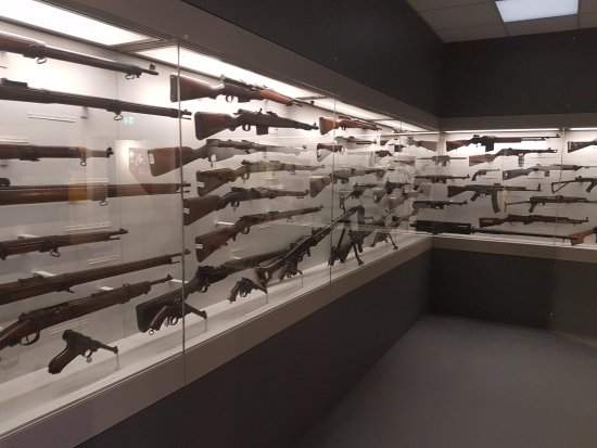 REME Museum: Armourers room at the museum