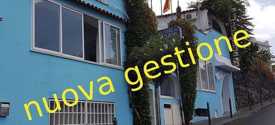 ingresso Hotel Antonella