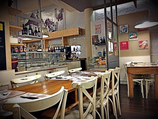 40 pizza e cucina milan stazione centrale restaurant for B cucina e pizza