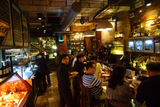 El Gaucho - Argentinian Steakhouse: interior