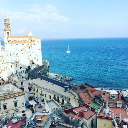 Palazzo Ferraioli : Views from rooftop