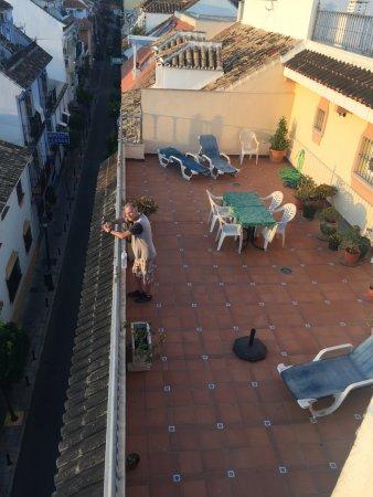 هوستال إيطاليا: terrazza