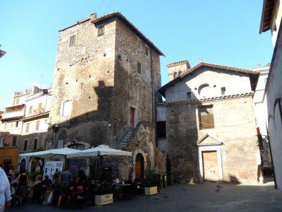 Torre di Guardia e Ponte San Martino