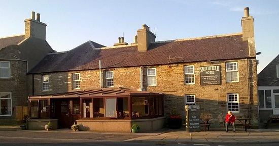 Dounby, UK: The Smithfield Hotel