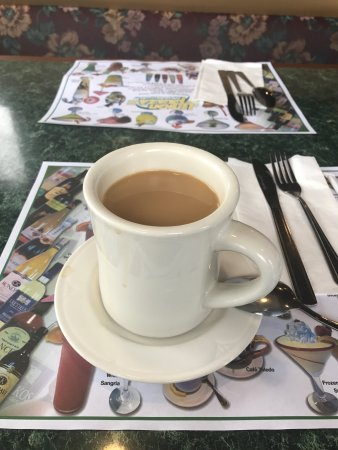 Union, NJ: Love, love, love this Diner! Been coming for years - coffee and a chill moment. Service is reall