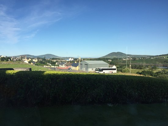 Iveragh Heights : View from breakfast room