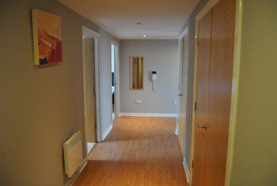 Hot-el-apartments Edinburgh Waterfront: ingresso