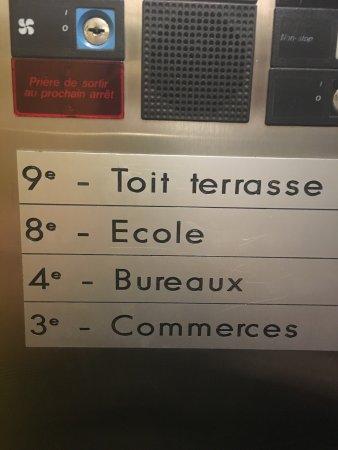 La Cite Radieuse De LE CORBUSIER Photo
