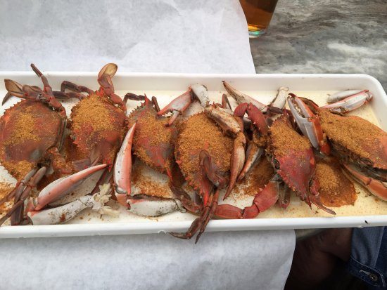 Murphy S Plate Of Blue Crab
