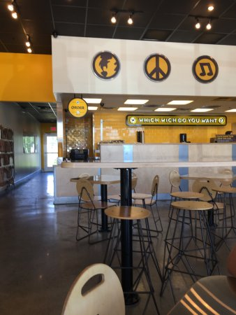 which wich picture of which wich woodstock tripadvisor