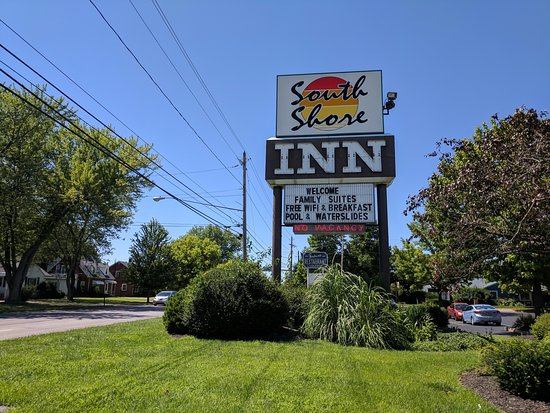 South Shore Hotel Sandusky Ohio