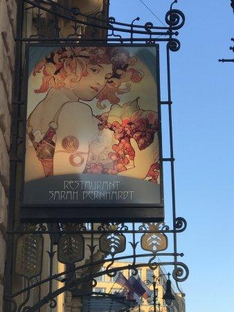 Sarah Bernhardt Restaurant : photo2.jpg