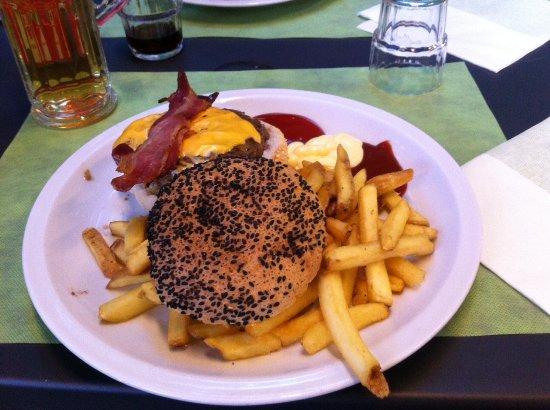 Bier Stube da Mauro: Hamburger Chianina