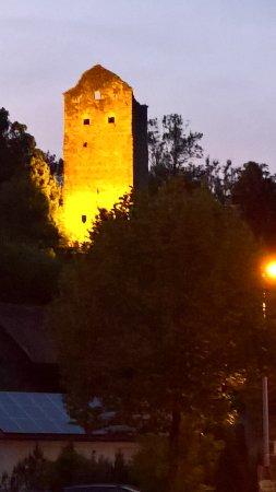 Wangen, Deutschland: Ansicht bei Nacht
