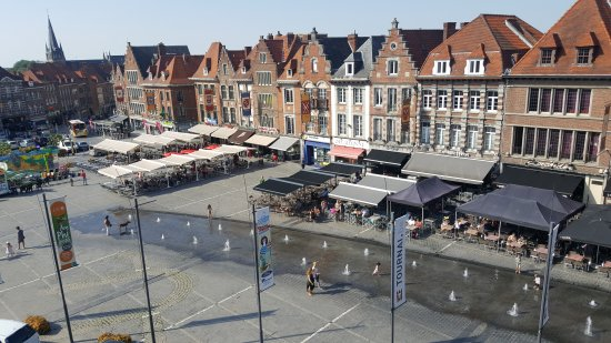 Tournai, Belgique : Central Square