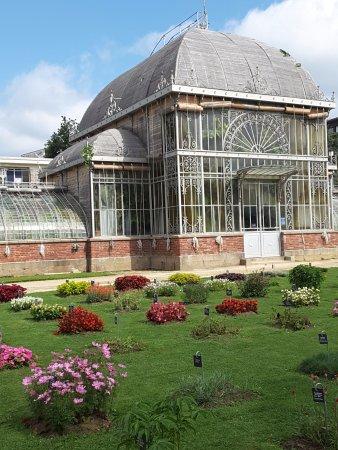 Une des serres - Photo de Jardin des Plantes, Nantes - TripAdvisor