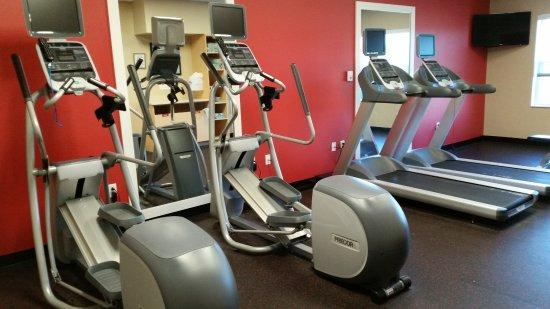 Wareham, MA: Fitness room