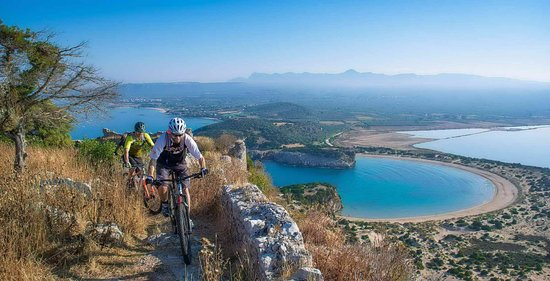 Agios Sostis, Greece: BIKE TOUR