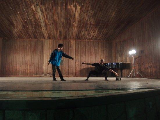 Omachi Onsenkyo Shinrin Theater